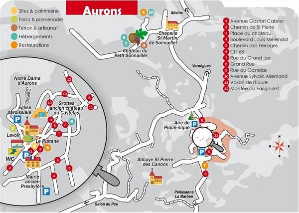 Plan Aurons