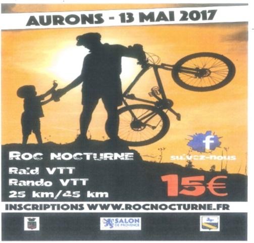 Raid Nocturne 2VTT 2017