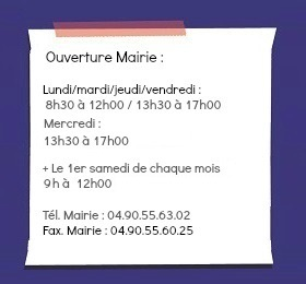 Mairie Aurons